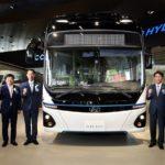 Hyundai má elektrobus, ktorý sa nabije za hodinu
