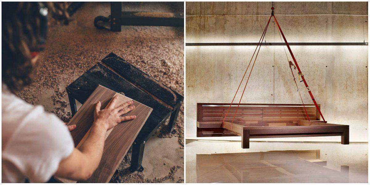 1a7755d7d Slovenská značka Javorina ponúka moderný ekologický nábytok, ktorý ...