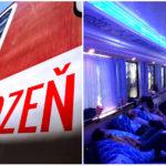 Slovenské železnice zavádzajú novinku, KINOVOZEŇ s tulivakmi a popcornom