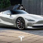 Z 0na 100 pod 2sekundy? Žiadny 16-valcový športiak, ale pripravovaná elektrická Tesla Roadster2!