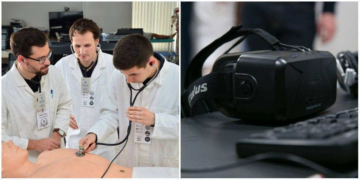 4b779085e Lekári z Martina ako jediní na svete dokázali, že tupozrakosť sa dá liečiť  pomocou virtuálnej reality