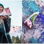 Andrea Klváčková: Slovenka, ktorá obúva svet do štýlových ručne maľovaných tenisiek