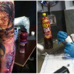 Samuel Potuček: Slovák, ktorého realistické tetovania zaujali svet