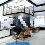 Londýnsky byt s nápadom, ktorý ušetrí priestor a zaujme dizajnom