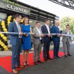 Slovnaft otvoril vBratislave servisnú stanicu sunikátnym dizajnom