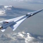 """Nadzvukový prototyp od NASA prezývaný aj """"syn Concordu"""" sa čoskoro môže stať realitou"""