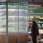 V Berlíne sa nachádza obchod, ktorý so svojou vertikálnou farmou určuje trendy