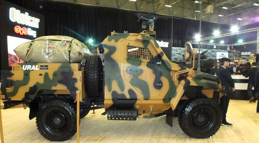 vozidlo armády