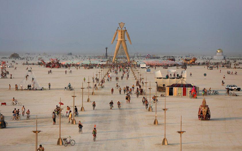 festival v púšti