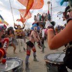 Legendárny americký festival slobody Burning Man oslavuje 31 rokov