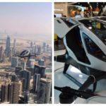 Nová éra dopravy je tu: Nahradia drony taxi služby?