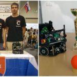 Bratislavskí stredoškoláci uspeli na prestížnej japonskej súťaži RoboCup 2017