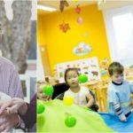 Pardubické škôlky majú vlastné babičky. Dôchodcovia a škôlkari trávia spolu čas vďaka unikátnemu projektu