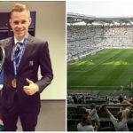 Slovensko nemá len Sagana. Mladý talent Ondrej Duda reprezentuje krajinu v tom najlepšom svetle