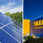 IKEA je ešte zelenšia. V UK spustila predaj solárnych panelov a batérií