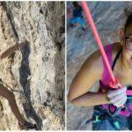 Len 15-ročná Bratislavčanka je najlepšou slovenskou lezkyňou