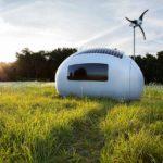 Ecocapsule: Ekologické slovenské mini domčeky čoskoro v predaji