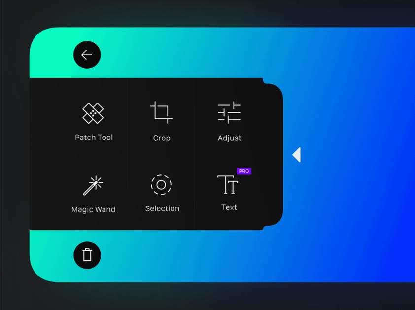 iphone x menu