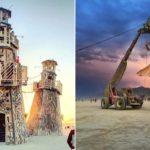 Fotografie, ktoré ťa presvedčia o tom, že Burning Man je ten najšialenejší festival na svete