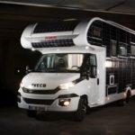 Novinka e.home je dokonalým konceptom elektrického karavanu