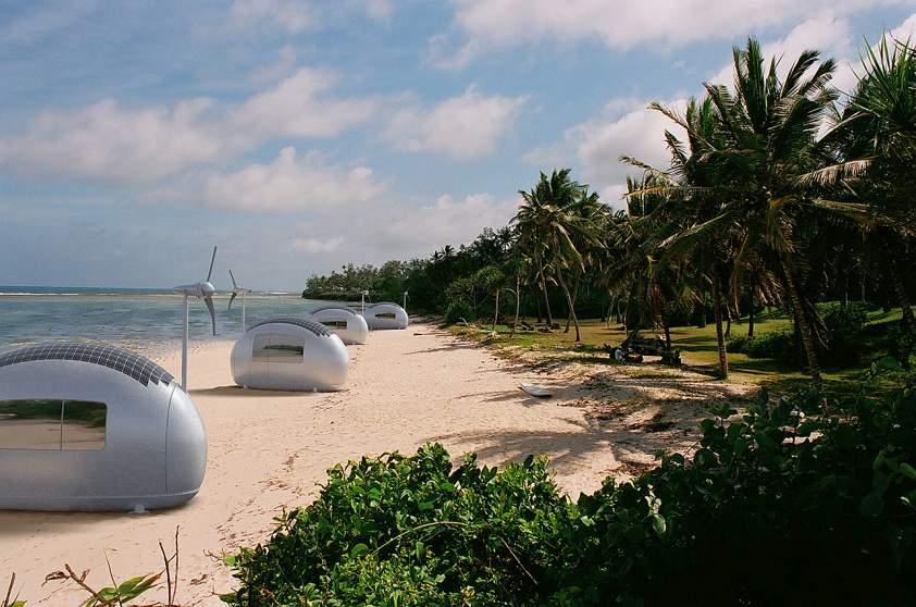 eko bývanie ecocapsule