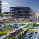 Developer zverejnil plány na výstavbu novej električkovej trate. Kadiaľ povedie?