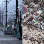Satelitné zábery z NASA ukázali ničivé následky hurikánu Irma v Karibiku