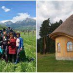 Pod Tatrami vyrastá prvá ekologická dedina, kde ľudia žijú moderne, no v súžití s prírodou