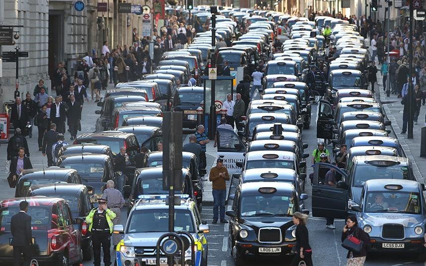 taxíky uber