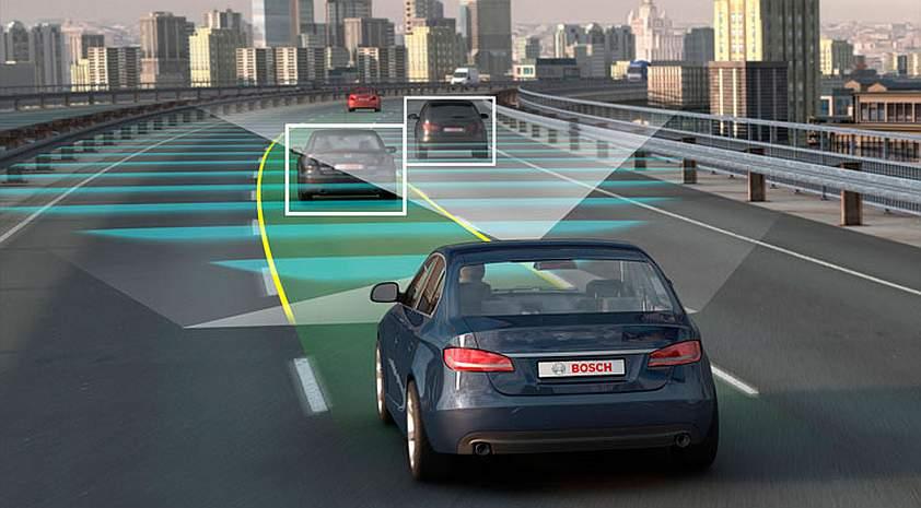 princíp autonómneho vozidla