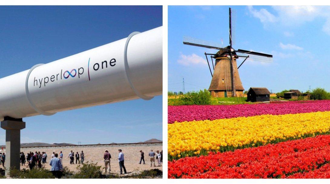 Holandsko budúcnosť dopravy