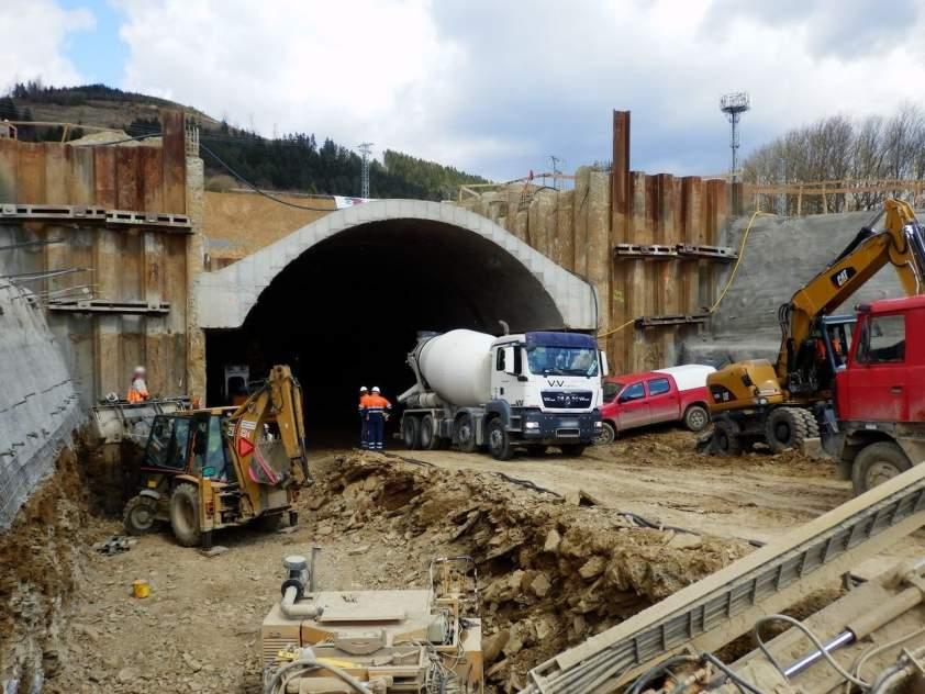 tunel považský chlmec