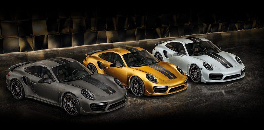 vozidlá Porsche