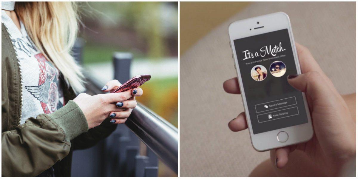 Demografia online dating