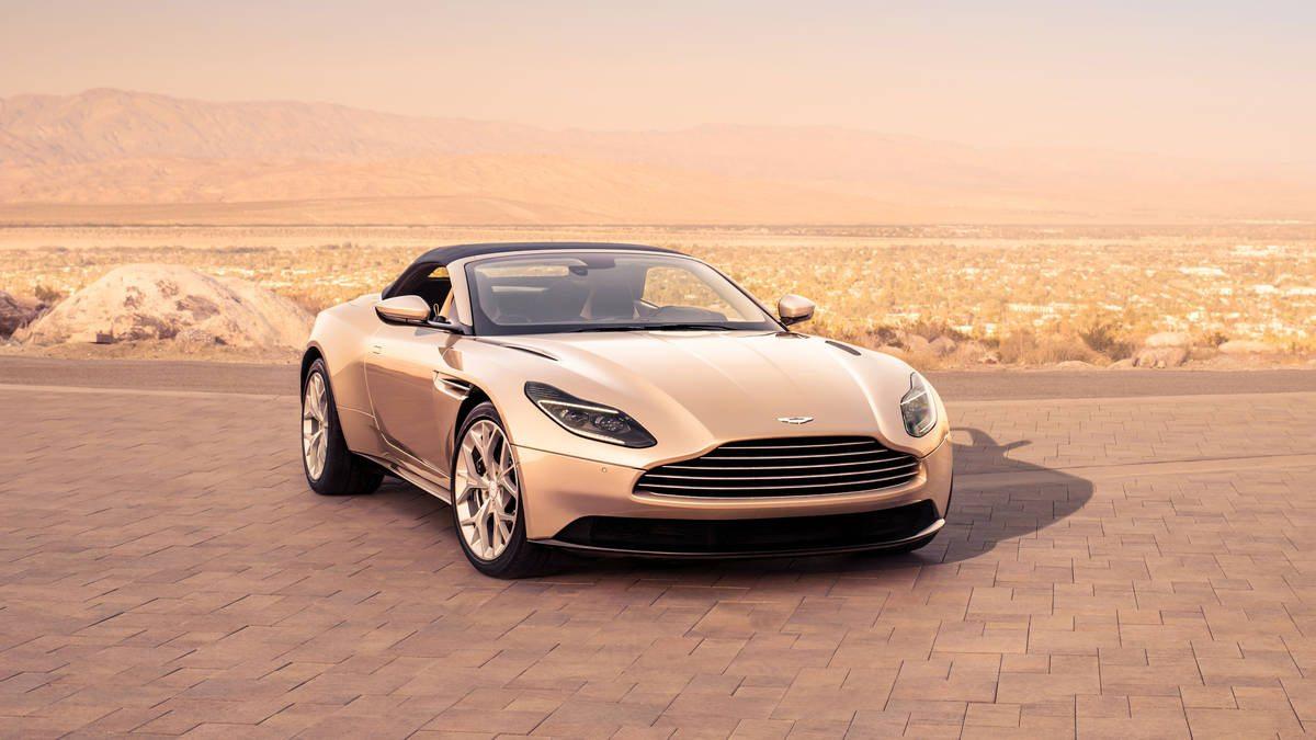 Foto: Aston Martin