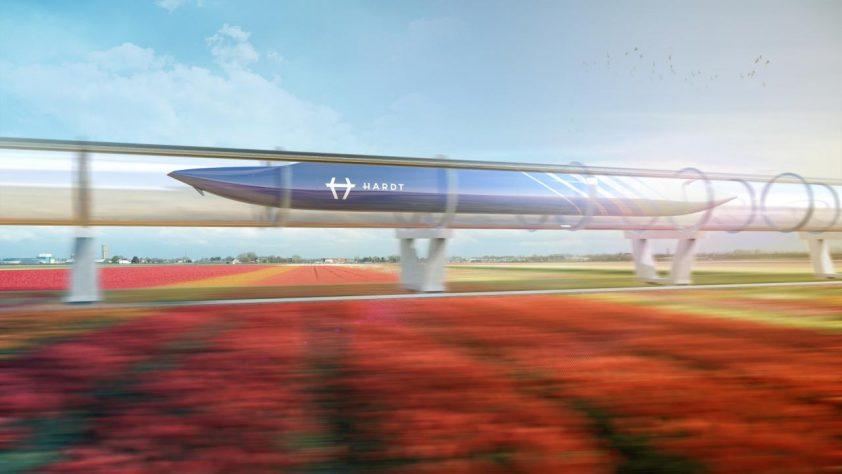 holandský hyperloop