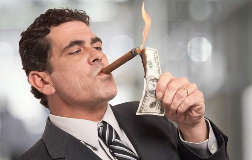 americkí miliardári