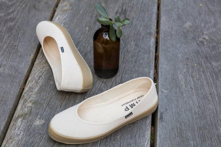 konopná obuv