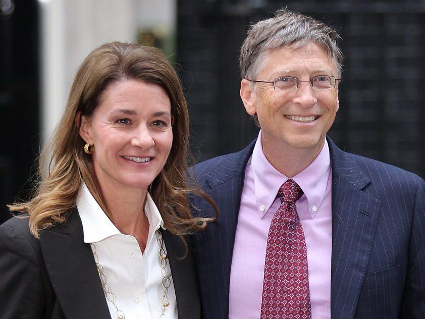 Melissa a Bill