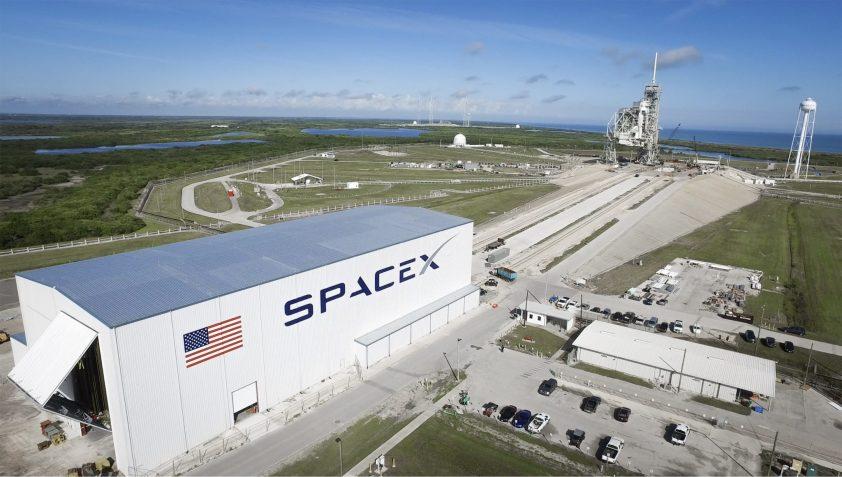 hala SpaceX