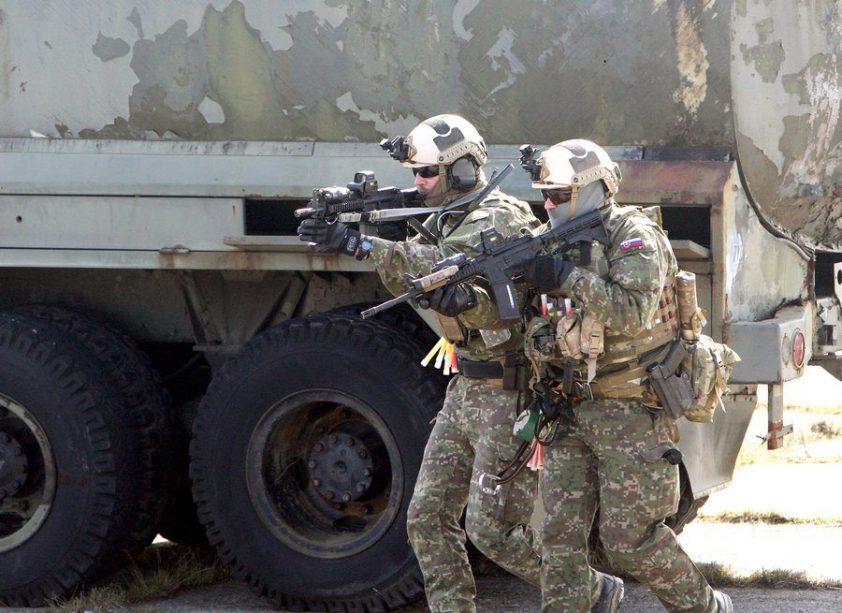 špeciálne jednotky