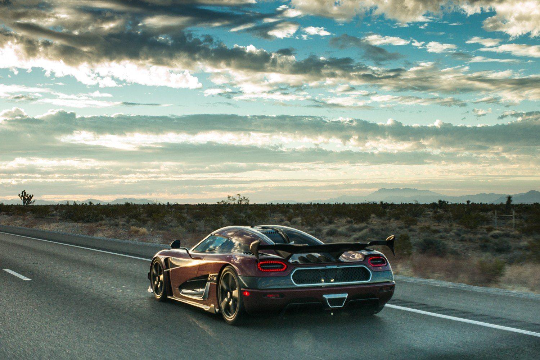 Foto: Koenigsegg