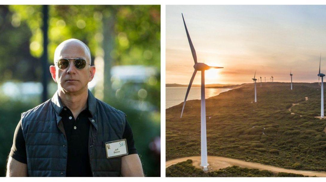 Amazon má veternú farmu