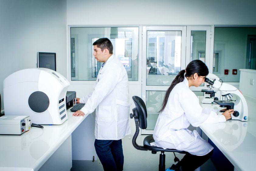 lekárske laboratórium