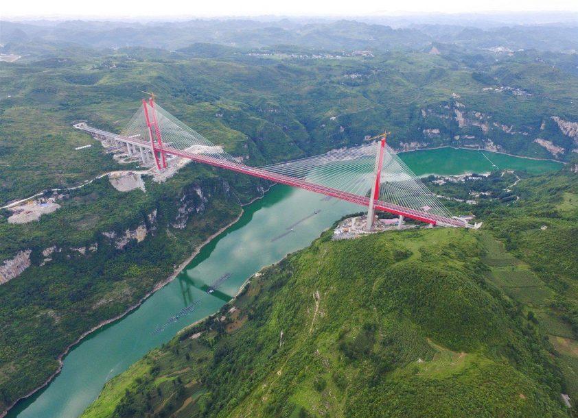 najvyšší most
