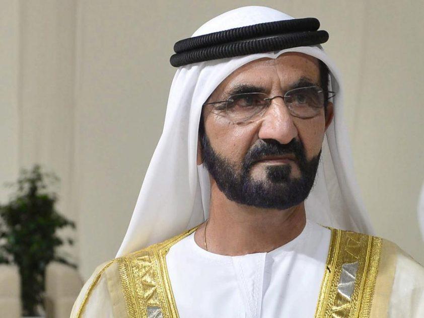 vládca Dubaja
