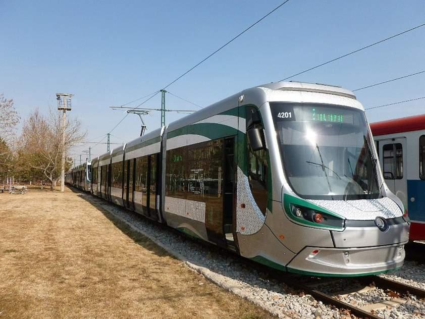 vlak Škoda