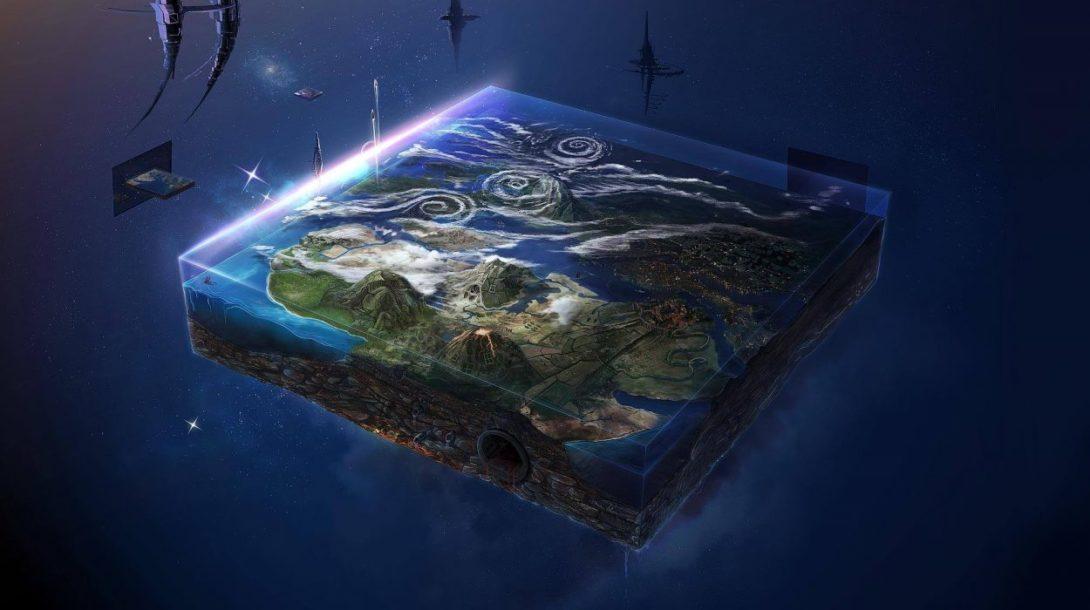 plochá Zem