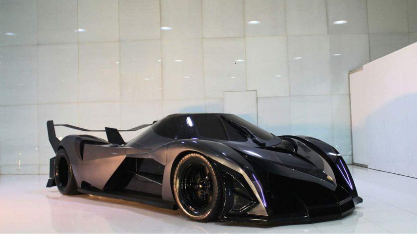 najvýkonnejší automobil