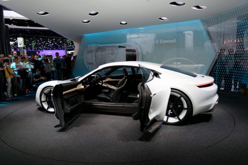 Elektromobil Porsche
